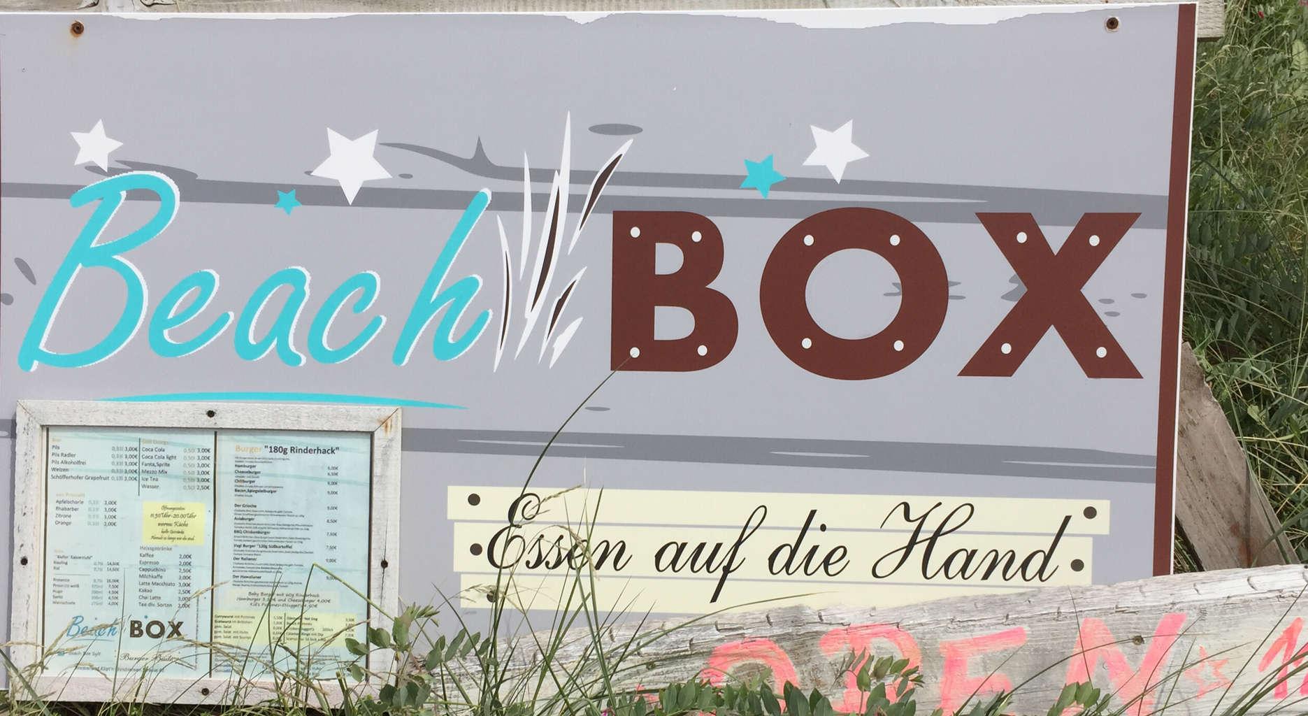 Eine Burger Offenbarung auf Sylt- Hamburger Genuss in der Beach Box Sylt