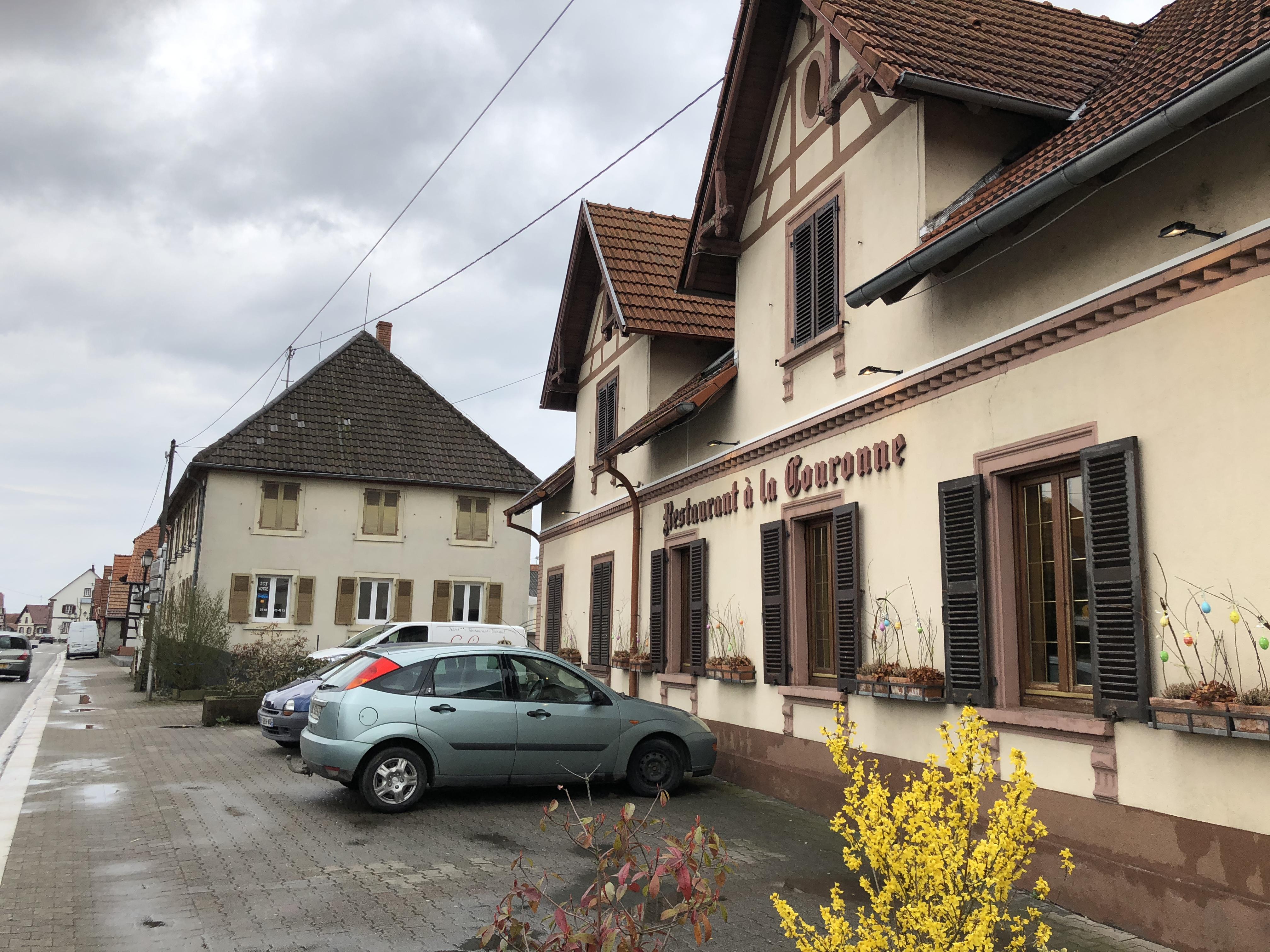 La Couronne in Roppenheim