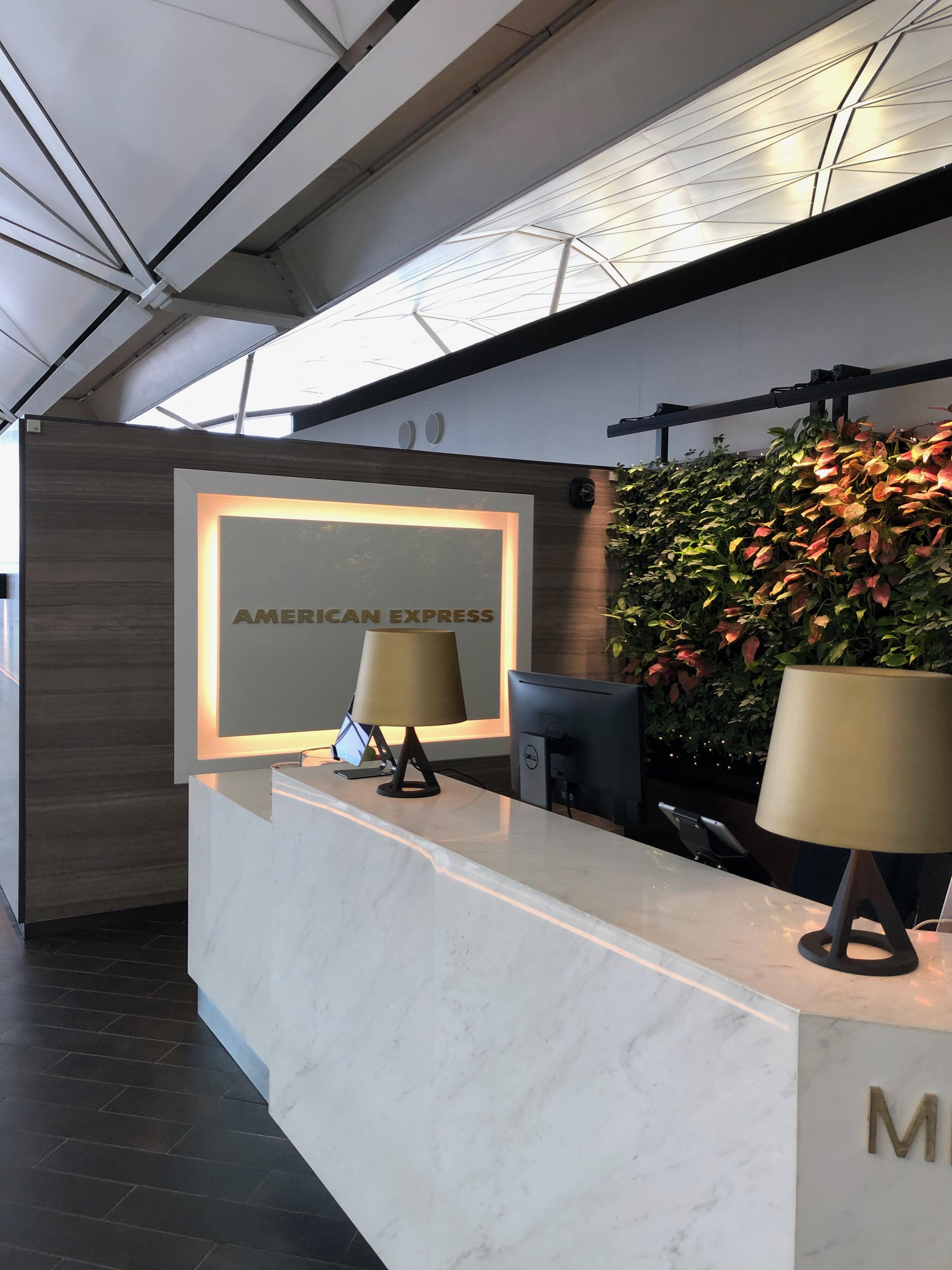 Centurion Lounge Hongkong