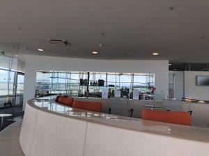 Die VIP Lounge des Flughafen Graz im Test