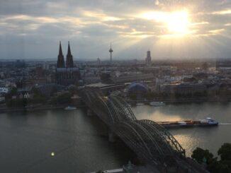 Wochenende in Köln
