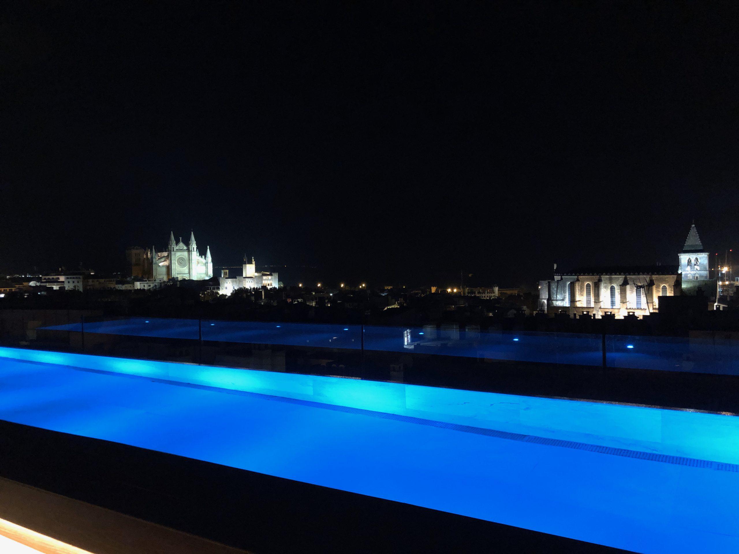 Nakar Hotel – wohnen im Herzen von Palma mit Blick auf die Kathedrale