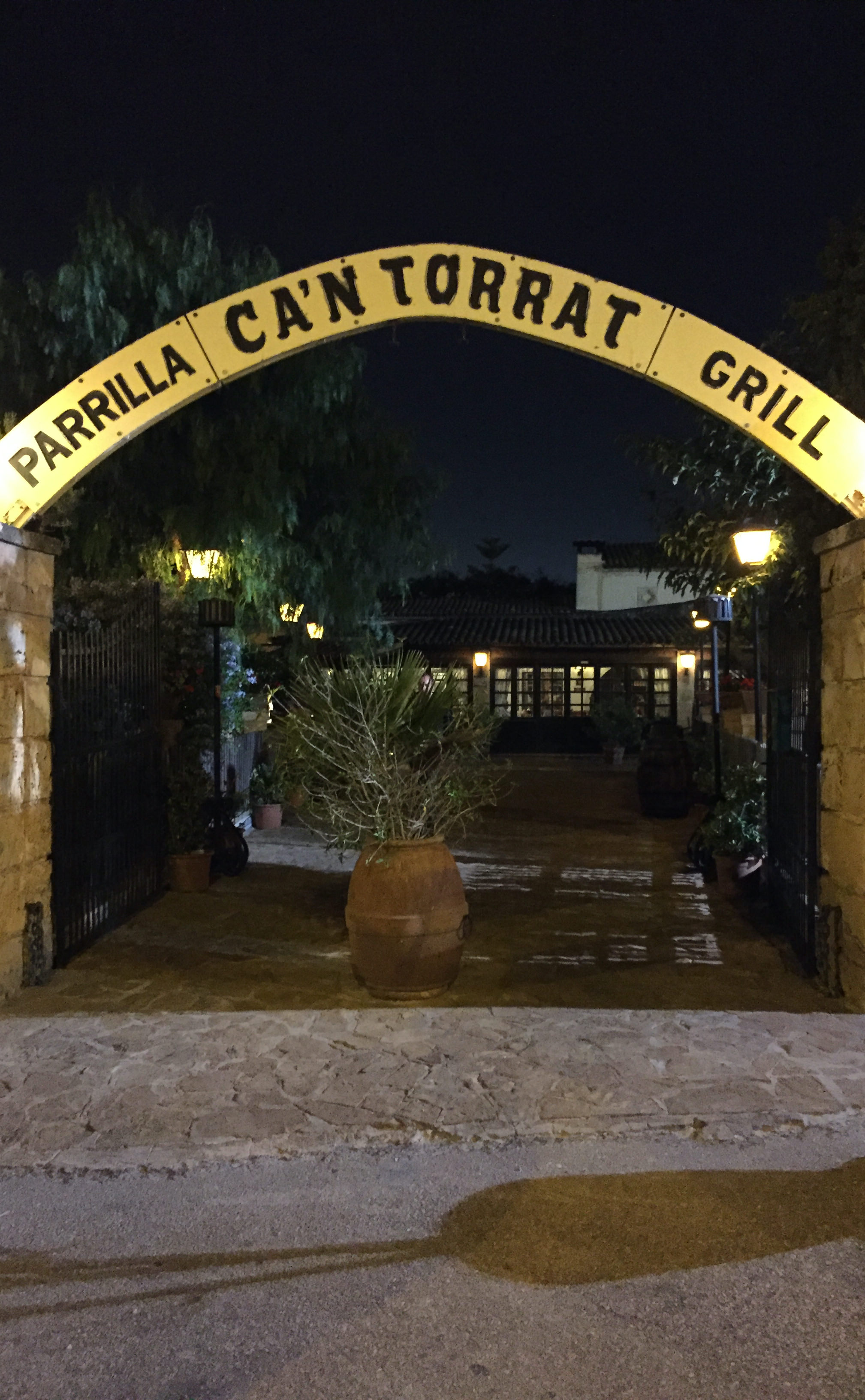 The Ca'n Torrat in Palma – great grilled meat for food lovers