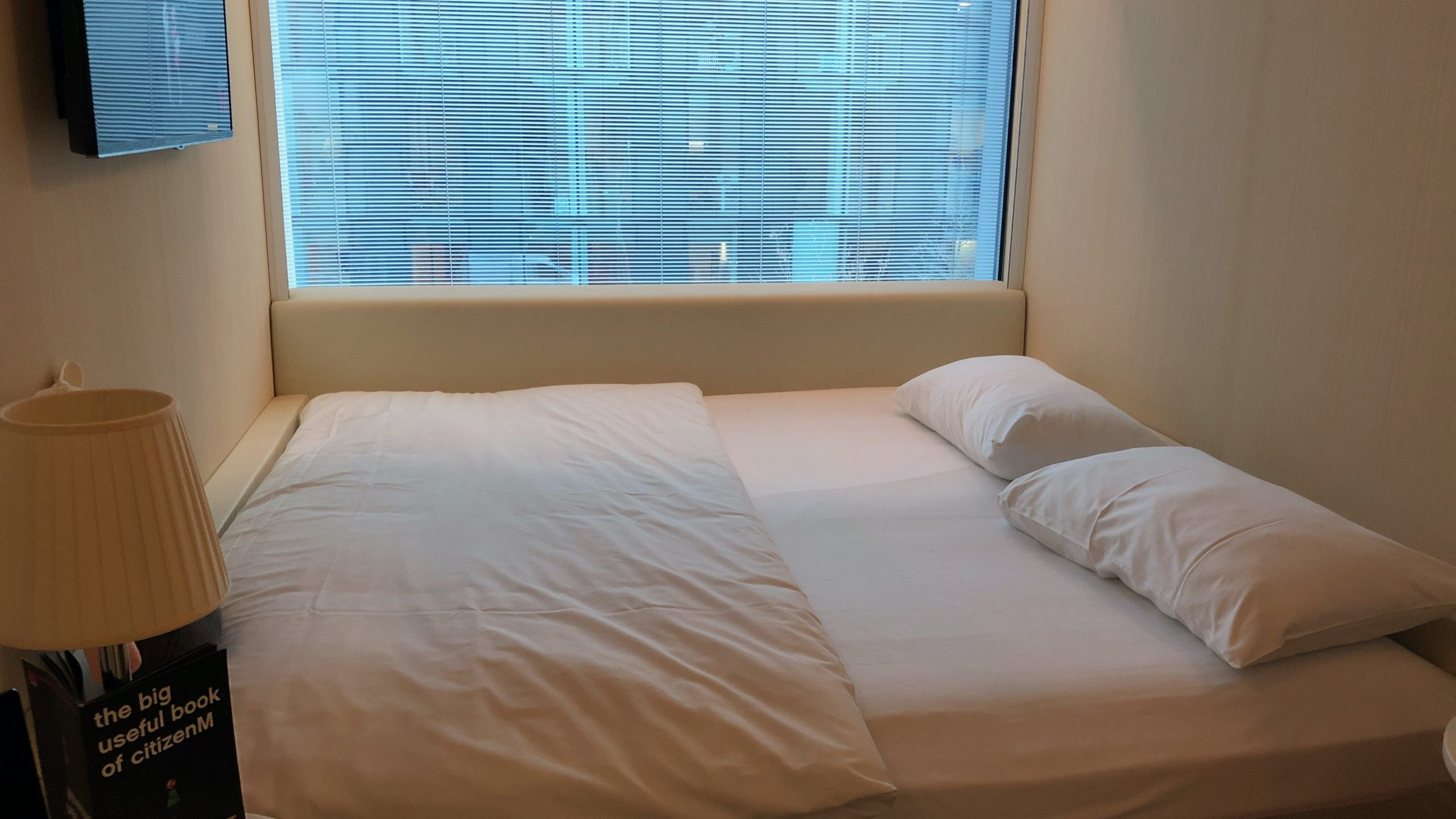 CitizenM Amsterdam: Smartes Wohnen oder doch nur ein Budget Hotel?
