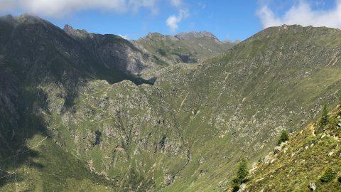 Blick zur Seefeldspitze