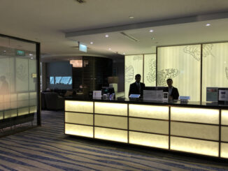 Ambassador Transit Lounge