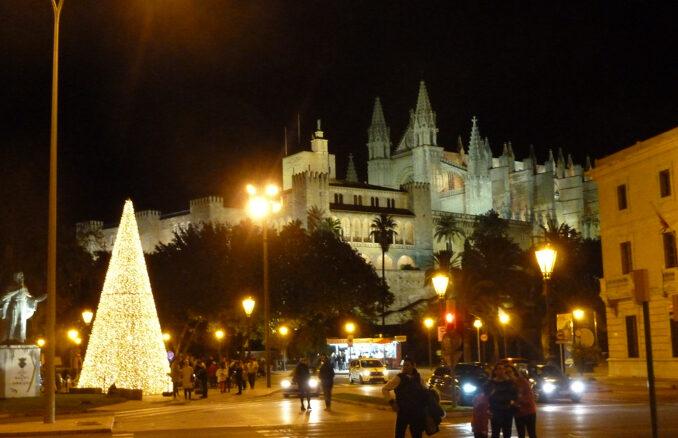 Majorca in December