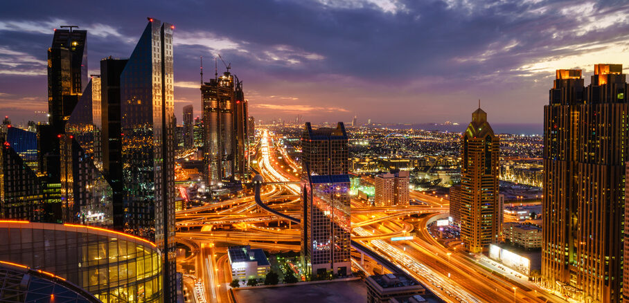 travel in Dubai